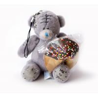 Мишка Тедди и печенье с предсказанием для Тебя.