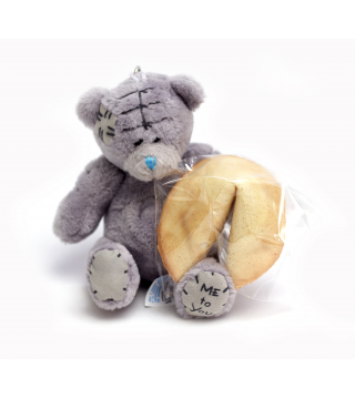 Мишка Тедди ипеченье с предсказанием для Тебя.