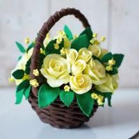 Шоколадная корзина №11