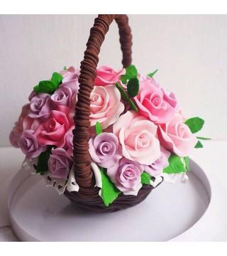 Шоколадная корзина № 14