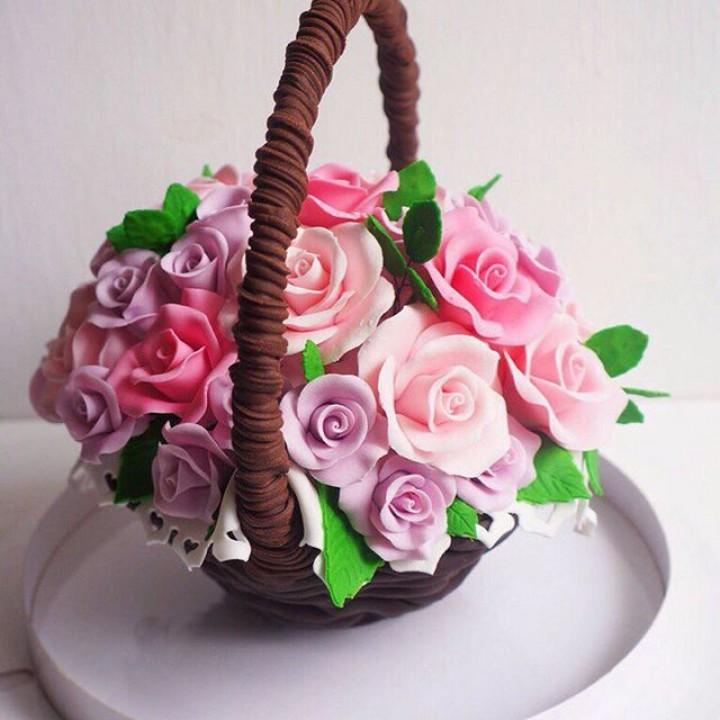 Шоколадная корзина №14