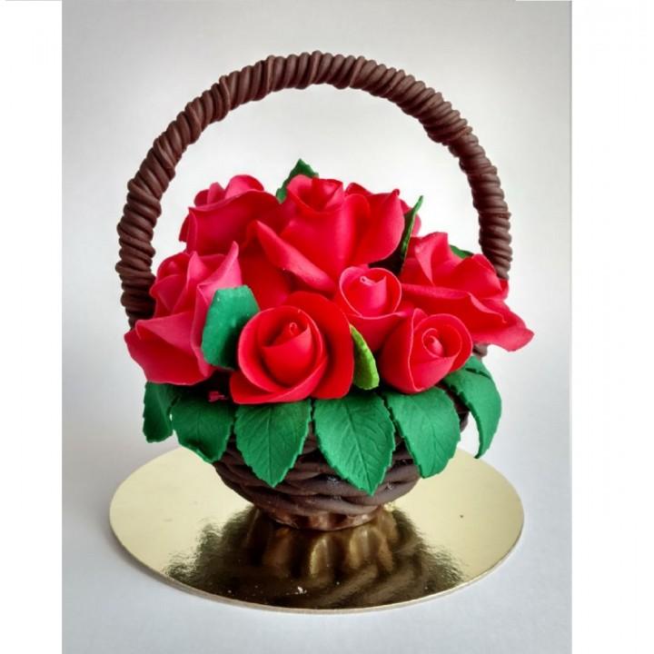 Шоколадная корзина № 17