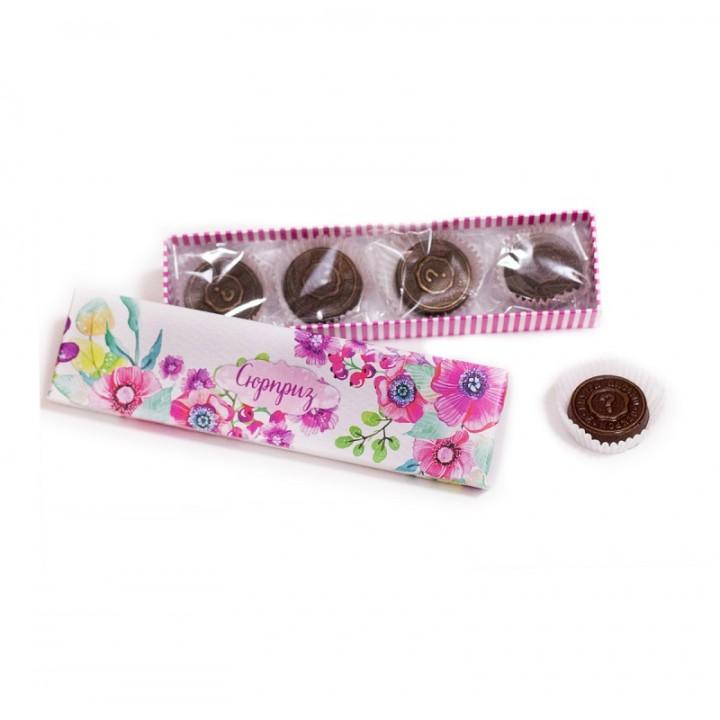 Шоколад с предсказанием