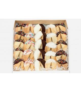 Набор из 25 шт. печенья с предсказанием в глазури №2