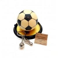 Футбольный мяч с сюрпризом