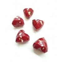 Шоколадные Сердца с предсказанием